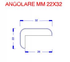 ANGOLARE 22X32 PIATTO