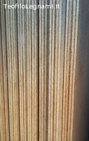 Multistrato Okoumè 100% Fibre Parallele